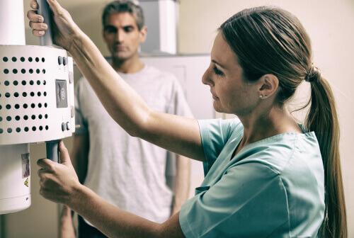 x ray technician salary tasks