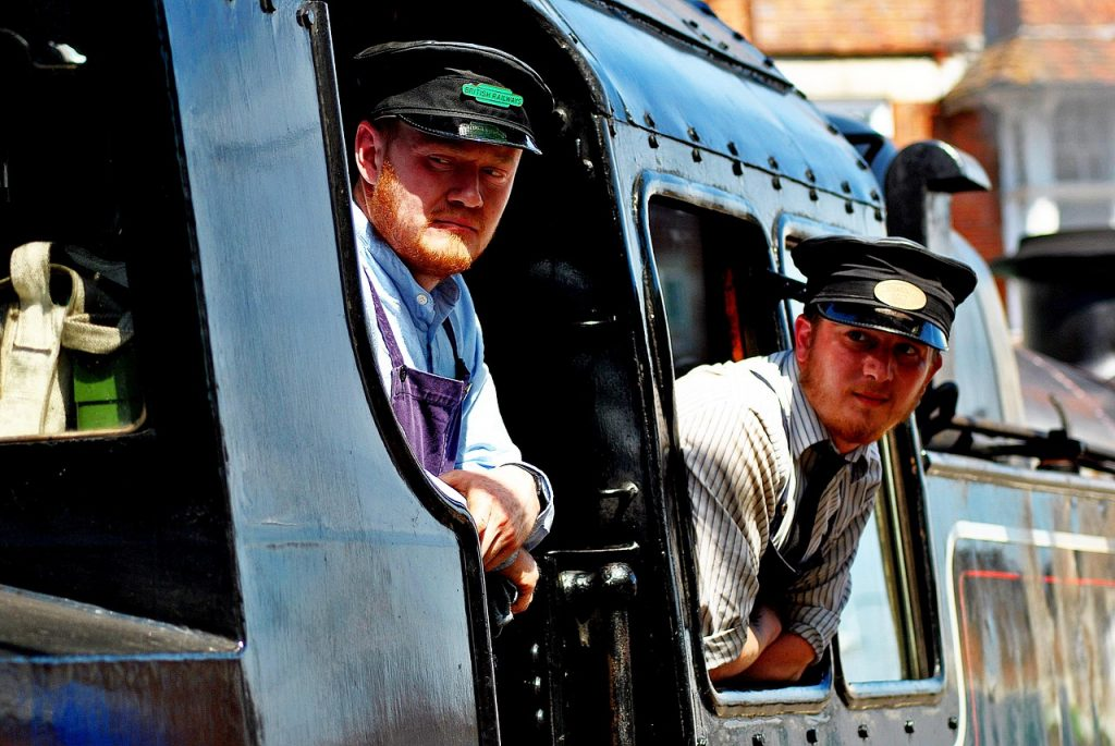 train conductor salary